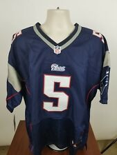 Authentic Tim Tebow New England Patriots Nike NFL Jersey Size XL Adult On Field