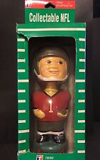 TAMPA BAY BUCCANEERS Boy Face BOBBLE HEAD Mascot NODDER Twins Ent NEW In BOX!