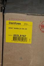 DANFOSS 003L8167 EPS COQUILLE D'ISOLATION DN25 DN 25 GRIS BOUCLIER THERMIQUE NEU