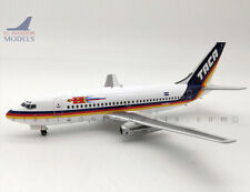 Inflight 200 IF732TA0719 1/200 Taca Airlines Boeing 737-200 YS-08-C with stand