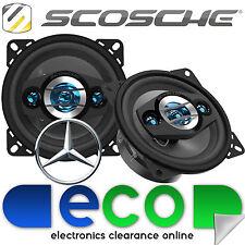 "Mercedes Vito Van 2003-14 Scosche 10cm 4"" 240 Watts 4 Way Dashboard Car Speakers"