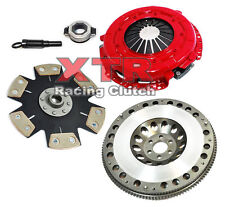 XTR STAGE 4 CLUTCH KIT+RACE FLYWHEEL FOR 2002-2006 ALTIMA SENTRA SE-R SPEC-V 2.5