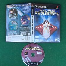 (PS2) STAR WARS JEDI STARFIGHTER (ITA 2002) PlayStation 2 Gioco Game