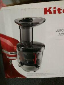kitchenaid juicer sauce attachment