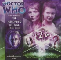 The Prisoner's Dilemma (Doctor Who: The Companion... by Guerrier, Simon CD-Audio