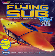 Moebius 1/32 Scale Voyage To The Bottom Of The Sea Flying Sub Model Kit No 817