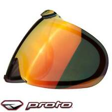 Proto Switch El Paintball Thermal Maskenglas (Bronze Fire
