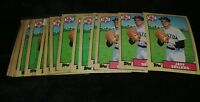 Jeff Sellers Baseball Card Mixed Lot approx 38 cards