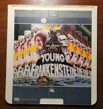 Young Frankenstein CED Video Disc 20th Century Fox 1982 Release Mel Brooks