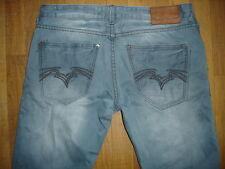 Legend & Soul 1971 jeans vintage bleu denim W34 STRAIGHT FIT