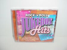 Rock and Roll Jukebox Orange Hits Music CD