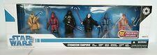 Star Wars Crimson Empire Kanos Tauk Vader Palpatine Carnor Jax Alum PX Exclusive