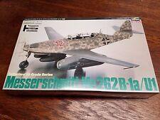 Hasegawa 1/32 Model Airplane Kit Messerschmitt Me262B-1A/U1 Ch5 Hi Grade Sealed