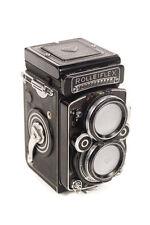 Rolleiflex 2.8 F w/Carl Zeiss lens -Professional 6x6 TLR camera