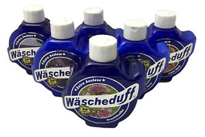 "Wäscheduft Sortiment ""extra Auslese"" Neu 6 x 260ml -  original Wäscheduff"