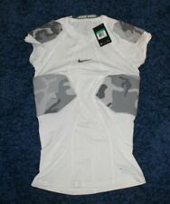 Nike Pro Hyperstrong Sleeveless Core 4Pad Football Compression 896235-100 XL $85