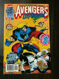 Avengers Unplugged #5 VF/NM comic first Monica Rambeau as Photon!