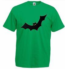 Vampire Bat Silhouette Halloween Party T Shirt Costume Adult Men / women Lady