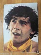 VIRGINIO FERRARI POSTER CC 1978 ROADRACE,PILOTE CONTINENTAL CIRCUS MOTO GP