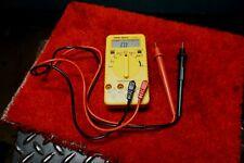 IDEAL -SPERRY 61-609 Digital Multimeter