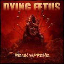 DYING FETUS - REIGN SUPREME  CD NEU
