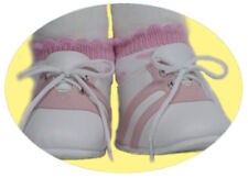 """Monique Doll shoes 24mm fits 8"""" OOAK Polymer Clay Doll foot size ¾"""""""