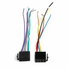 Female ISO Wiring Harness Car Radio System Adaptor Connector Wire Plug CN