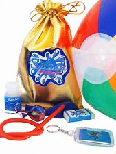 Pool party/Loot bags with 7  items included great for this summer parties