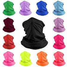 Adults Unisex Snood Face Covering Multipurpose Social Distancing Sports Cover UK
