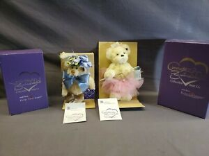 Annette Funicello Collectible Bear Co.TINKERBEAR & DOROTHY
