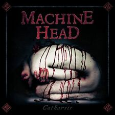 MACHINE HEAD CATHARSIS LIMITED CD & DVD ALBUM SET(New Release 2018)