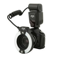 Viltrox ETTL Macro Ring Flash 670C Speedlite for Canon 5D Mark II 7D 60D 5D EOS
