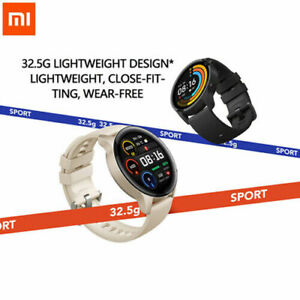 New Xiaomi MI Watch Color Sports Heart Rate GPS SpO2 Blood Oxygen Smartwatch
