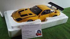 Kyosho 1/18 08391c Ferrari 575 GTC 2004 Yellow