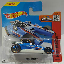 Hot Wheels 2015 HONDA RACER Track Stars HW Race NEU / OVP