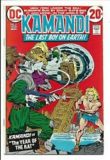 Kamandi, THE LAST BOY ON EARTH #2 ( JAN 1973 ), VF
