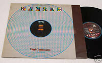 KANSAS:LP-VINYL CONFESSION- COME NUOVO NM CONDITION