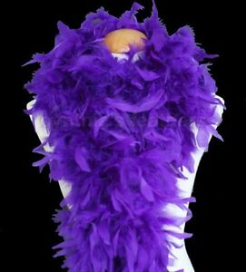 100 Gram Chandelle Feather Boas, 25+ Color & Patterns to pick up from, NEW!