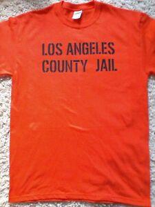 HYRO DA HERO LOS ANGELES STATE PRISON T-SHIRT