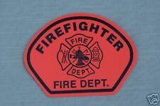 Reflective Helmet Front Shield for FIREFIGHTER