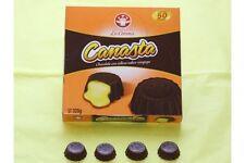 Canasta Rompope La Corona Chocolate (Eggnog flavored)  50-pcs Net Wt 12-oz