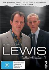Lewis Series : Season 1 : NEW DVD
