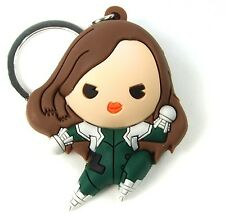 "Marvel Collectors Figural Keyring Series 8 QUAKE KEYCHAIN 3"" Agents of SHIELD"
