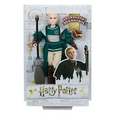 Harry Potter Draco Malfoy Collectible Quidditch Doll GDJ71