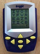 Boggle Electronic Handheld Word Game Hasbro 2002