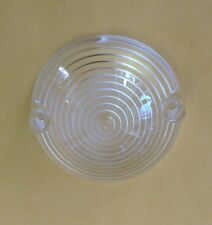 New! 1965 - 1966 Mustang Front Parking Light Lens Clear or White Export 1964 1/2