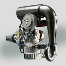 Exhaust system Simonini M2+ M4 Evo Paramotor Trike Nanotrike
