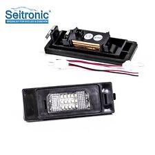 Led Kennzeichenbeleuchtung für BMW E81 E87 F20 F21 E63 E64 F06 F12 F13 E85 E86