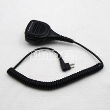 For Motorola Radio  Heavy Duty Hand/Shoulder Mic Speaker DTR550 DTR610 DTR6