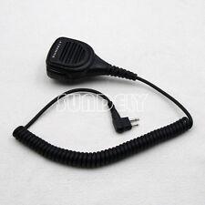 For Motorola Radio Heavy Duty Hand/Shoulder Mic Speaker  GTX Privacy  Porta